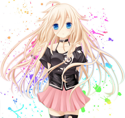 IA - vocaloids Fan Art
