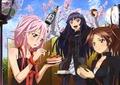 Inori, Tsugumi & Ayase - guilty-crown photo