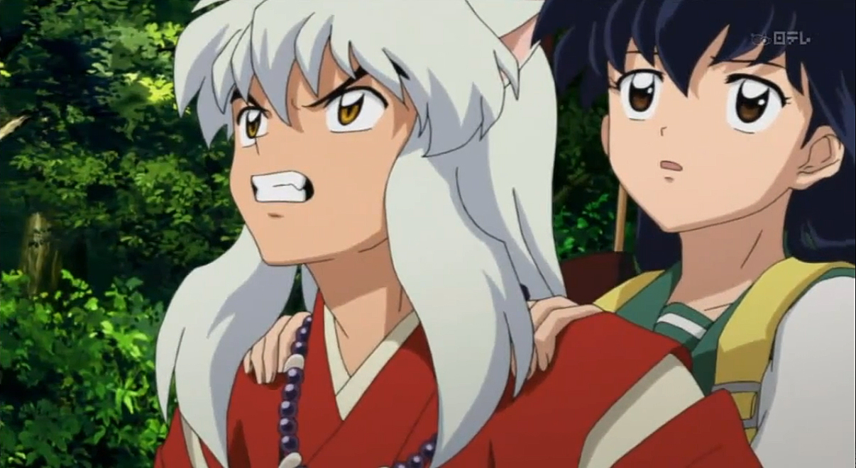 Inuyasha and Kagome Doing It http://www.fanpop.com/clubs/inuyasha/images/29081666/title/inuyaha-kagome-photo