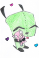 Invader zim By Whazie - invader-zim-fancharacters fan art