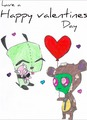 Invader zim by whazie - invader-zim fan art