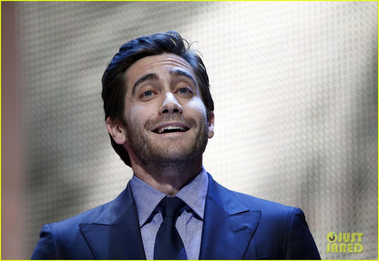 Jake Gyllenhaal: Golden 熊 Award for Meryl Streep!