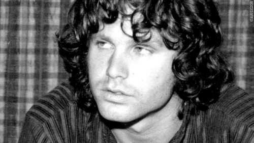 "James Douglas ""Jim"" Morrison (December 8, 1943 – July 3, 1971)"
