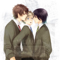 James/Scorpius/Albus - harry-potter-slash-couples-3 fan art