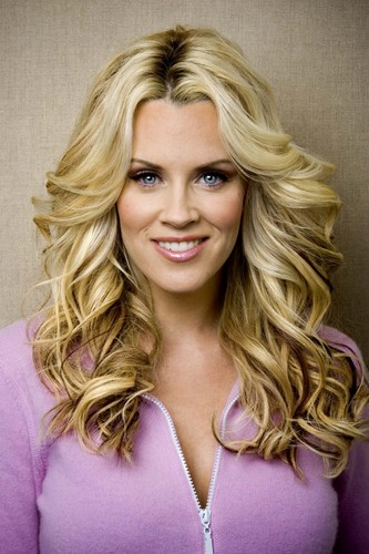 Jenny McCarthy wallpaper containing a portrait titled Jenny McCarthy