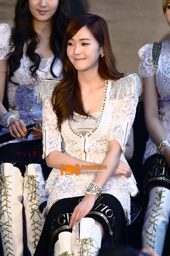 Jessica @ Bangkok Tour Press Conference