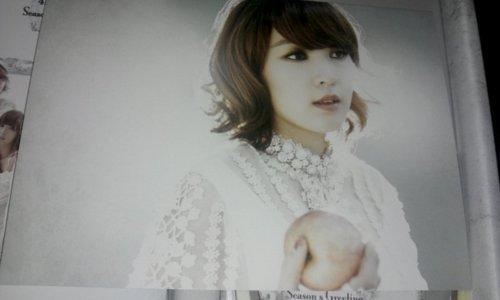Jiyoon - 2012 Calendar