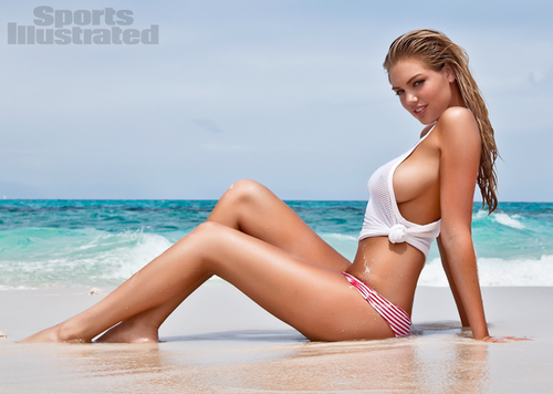 "Kate Upton fond d'écran possibly with a bikini called Kate Upton - ""sports illustrated"" - (2012)"