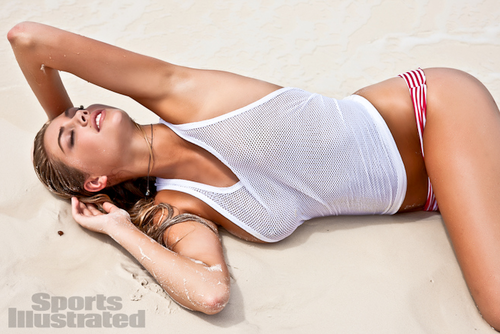 "Kate Upton Hintergrund containing a leotard and skin titled Kate Upton - ""sports illustrated"" - (2012)"