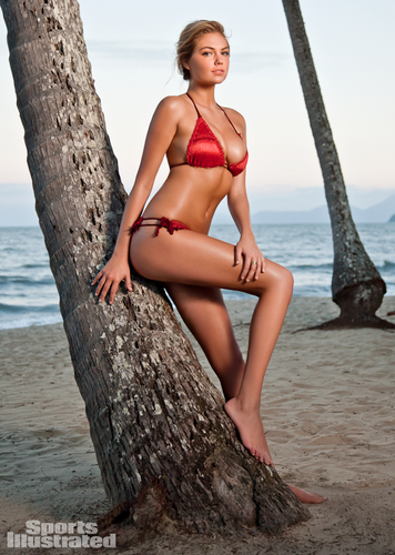 "kate upton wallpaper with a bikini called Kate Upton - ""sports illustrated"" - (2012)"