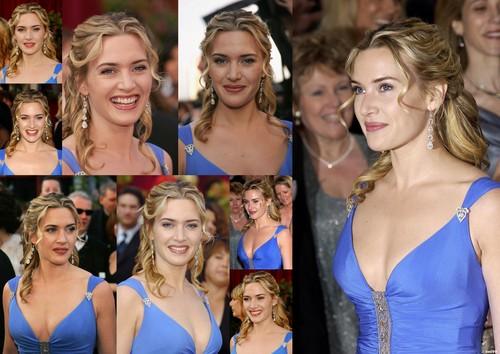 Kate Winslet Oscars 2005