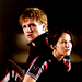 Katniss and Peeta - katniss-everdeen icon