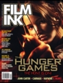 Katniss on the cover of Australia's FilmInk Magazine - katniss-everdeen photo