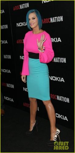 Katy Perry : Roc Nation Pre-Grammy ब्रंच