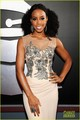 Kelly Rowland - Grammys 2012 Red Carpet - kelly-rowland photo
