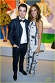 Kevin & Danielle Jonas: Alice + Olivia Fashion Show! - kevin-jonas photo