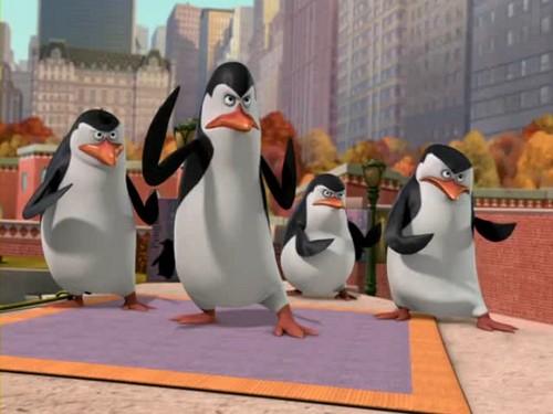 Killer Commando Penguins