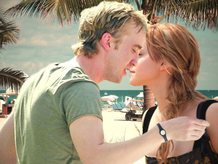 Kiss on the beach, pwani