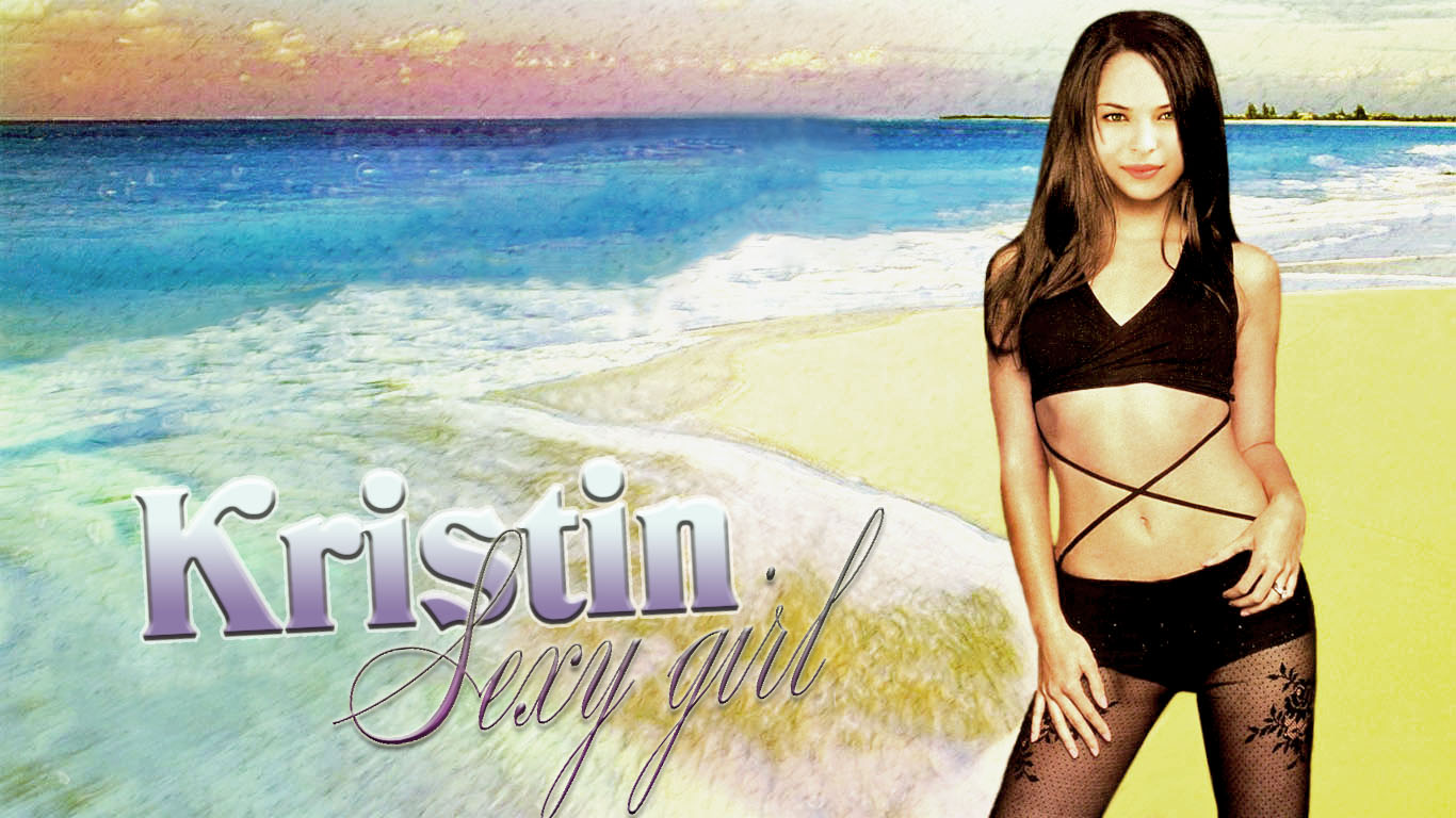 Kristin - sexy girl