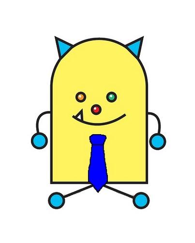 L.O. - Blue Necktie