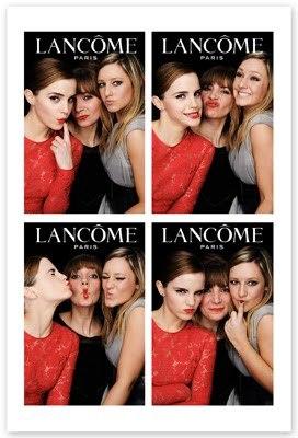 Lancôme Pre-BAFTA Party (February 10th, 2012)