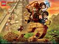 Lego Indiana Jones Wallpaper