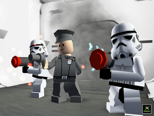 Lego سٹار, ستارہ Wars Game
