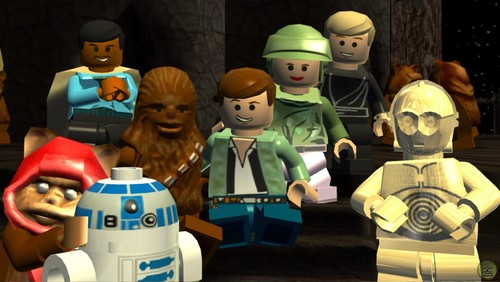 Lego तारा, स्टार Wars Screenshot