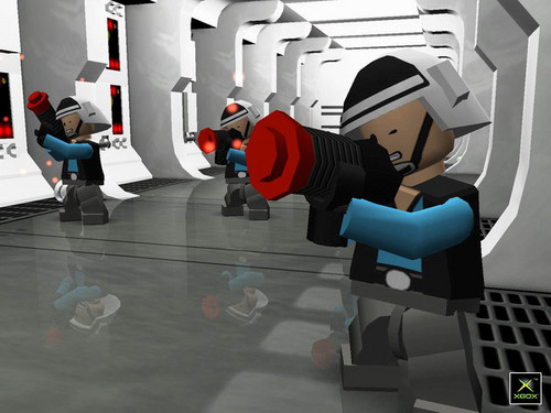 Lego nyota Wars The Game