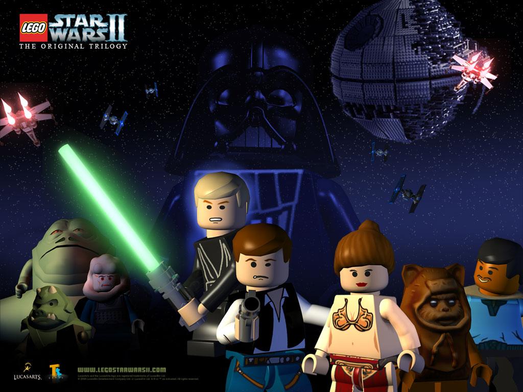 Lego Star Wars The Original Trilogy Lego Star Wars Wallpaper 29006844 Fanpop