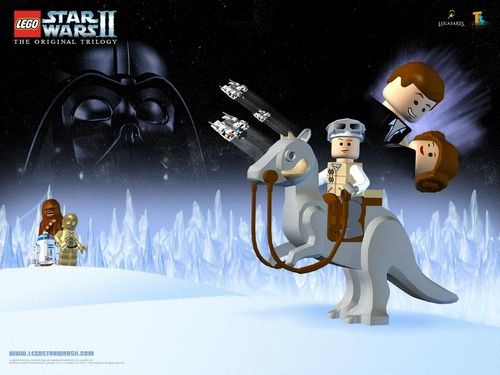 Lego 星, つ星 Wars 壁紙