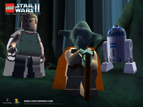 Lego 별, 스타 Wars 바탕화면