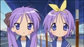 cartoon-fanatics - Lucky Star Screen screencap
