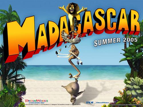 Madagascar achtergrond