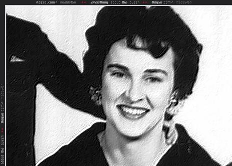 Madonna's Mother (Her name was  Madonna <3)R.i.p angel