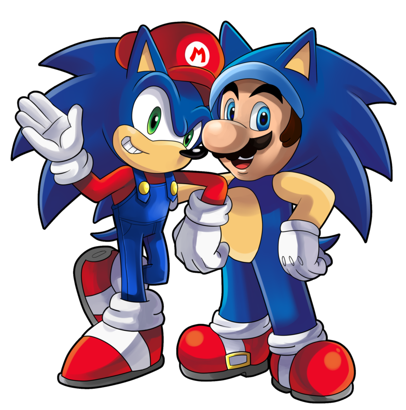 Mario and Sonic ?