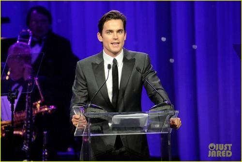 Matt Bomer 18th Annual Steve Chase Humanitarian Awards