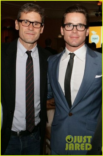Matt Bomer 18th Annual Steve Chase Humanitarian Awards