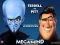 Megamind and Metroman Wallpaper