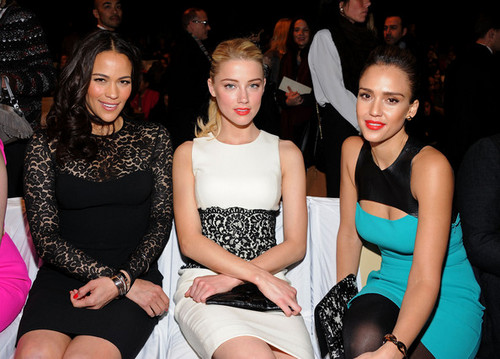 Michael Kors - Front Row - Fall 2012 Mercedes-Benz Fashion Week (February 15)