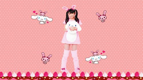 Michishige Sayumi x Sanrio Collaboration