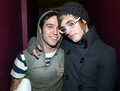 Mikey and Pete - my-chemical-romance photo