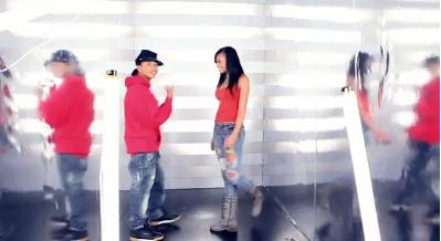 Mindless Behavior - Valentine's Girl 음악 Video Behind The Scenes