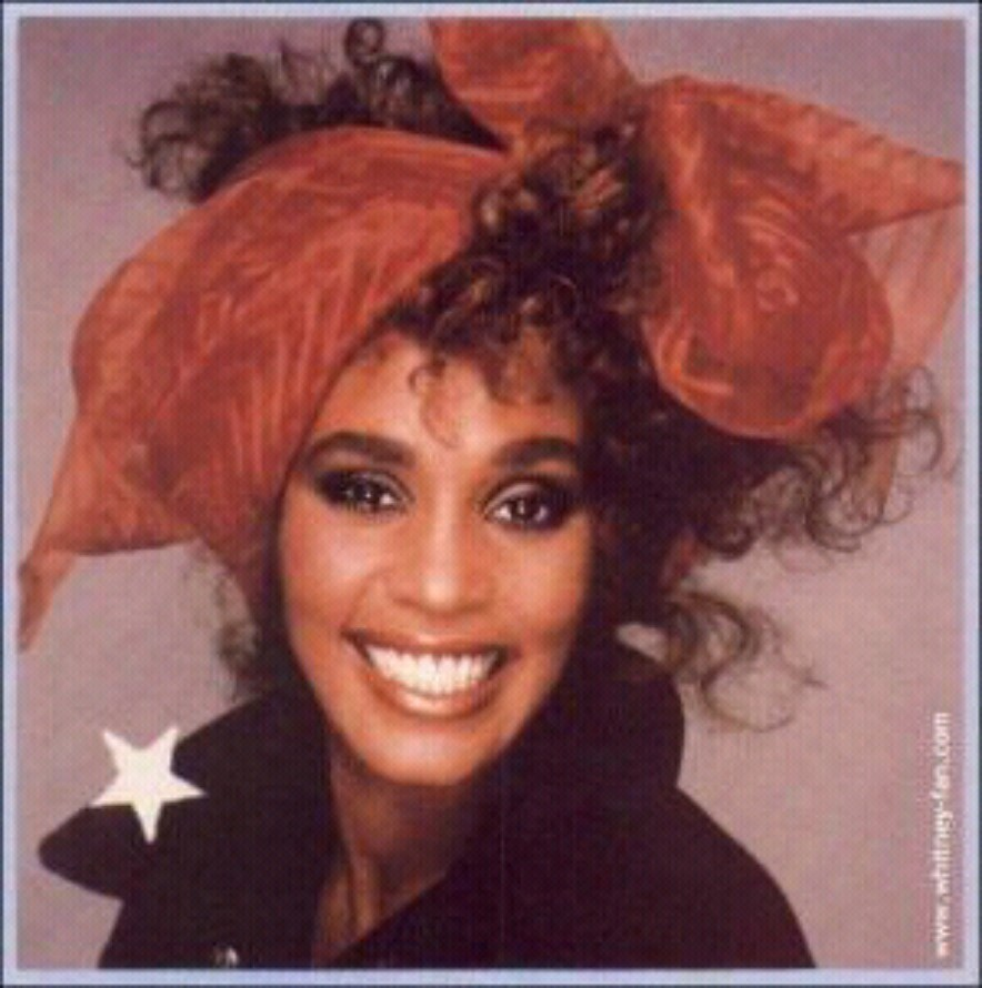 Whitney houston 80s the image kid has it for The whitney