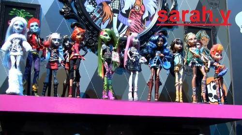Monster High ドール