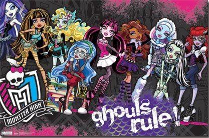 Monster High New Image