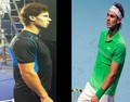Nadal is already out of shape ..