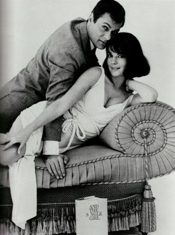 Natalie and Tony Curtis :D - natalie-wood Photo