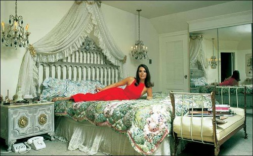 Natalie on the letto :)