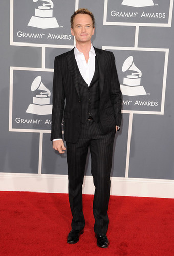 Neil Patrick Harris @ the 54th Annual GRAMMY Awards - Arrivals